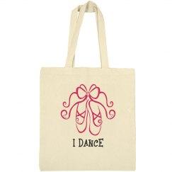 I dance
