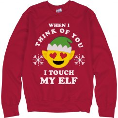 Touch My Emoji Elf