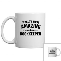 Most amazing Bookkeeper