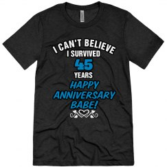 Happy 45th Anniversary!