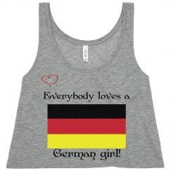 German girl