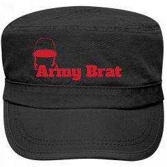 Army Brat Fidel Hat