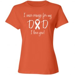 Orange dad kidney cancer