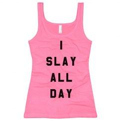 Slay All Day Spring Break Girl