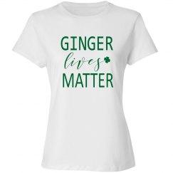Ginger Lives Matter St. Patricks