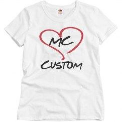 MC Custom Logo T-Shirt