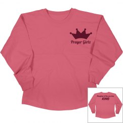 """Daughter"" Slouchy Pullover"