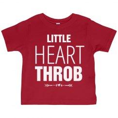 Mommy's Little Heart Throb