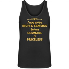 My cowgirl is priceless