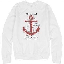 Anchored in Alabama