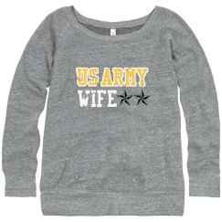 Army Wife Sweater