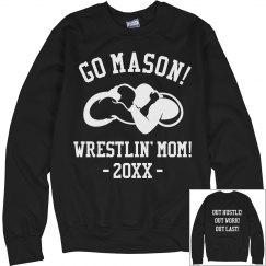 Out Hustle Wrestling Mom