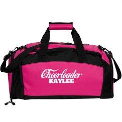 Kaylee. Cheerleader