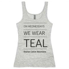 We Wear Teal