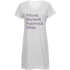 Pillow & Blanket...
