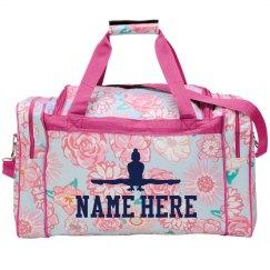 Custom Gymnastics Sport Bag