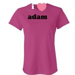I Heart Adam