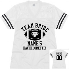 Team Bride Jersey - Bride