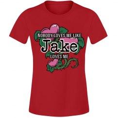 Love me like Jake