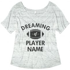Add Your Favorite Player's Name