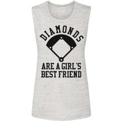 Diamonds Are A Girls Best