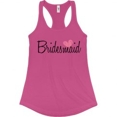 Bridesmaid's Shirt
