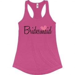 Bridesmaid's Shirt