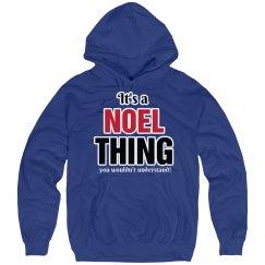 It's a Noel thing