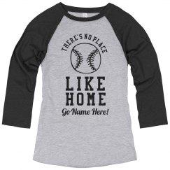 Custom Funny Going Home Baseball