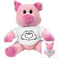 Love me piggie