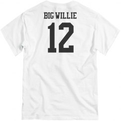 Big Willie Couple Tees