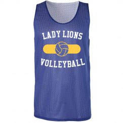 Lady Lions Volleyball