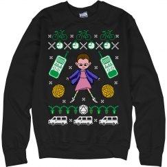 One Strange Christmas Sweater