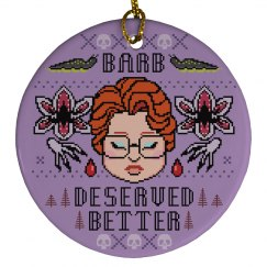 Barb's Stranger Ornament