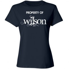Property of Wilson