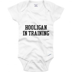 Hooligan in Training (baby)
