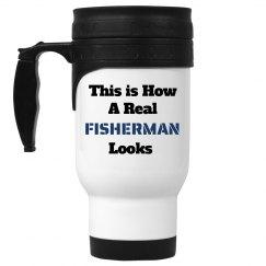 Real fisherman