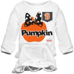 Infant pumpkin Sleep gown