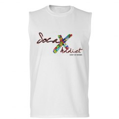 Soca Addict Men's Muscle Tank
