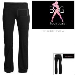 Body Goals Yoga Pants