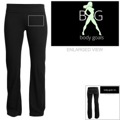 Body Goals Yoga Pants