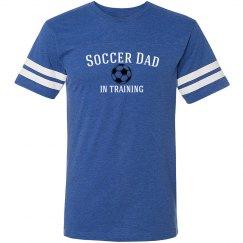 Soccer Dad in Training