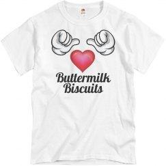 I love Buttermilk cookies