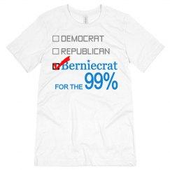 Berniecrat for the 99%