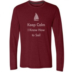 Keep Calm & Sail, long