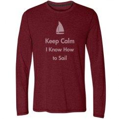 Keep Calm & Sail, long