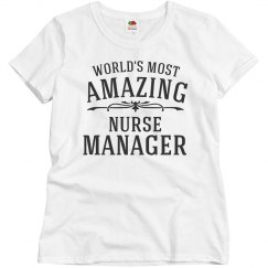 Amazing Nurse Manager