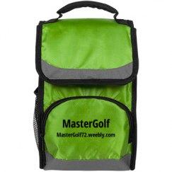 MasterGolf - Lunch Tote Bag