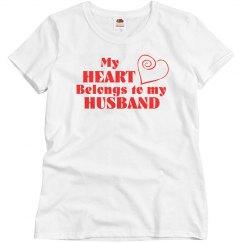 My Heart Belongs To My Husband