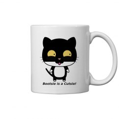 Cute Cat - 11oz Coffee Mug